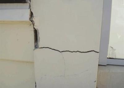 Carcked wall 1